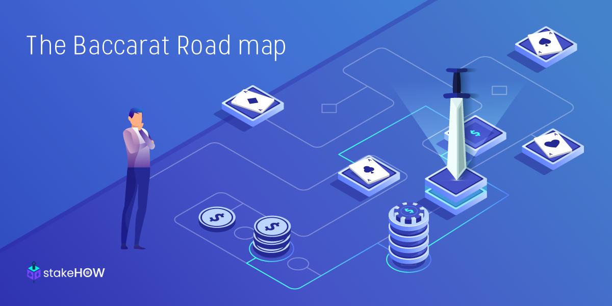 Road map บาคาร่า เทคนิคการเล่น 8 ข้อ ที่ไม่รู้ไม่ได้แล้ว4 min read
