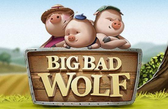 Big bad wolf - สล็อตลูกหมู3ตัว