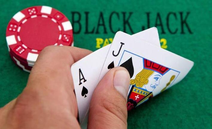 เกมส์ไพ่แบล็คแจ็ค - การเล่น แบล็คแจ็ค - การนับแต้ม แบล็คแจ็ค