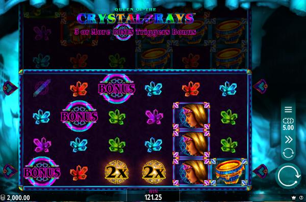 Queen crystal slot - สล็อตน่าเล่น 2019