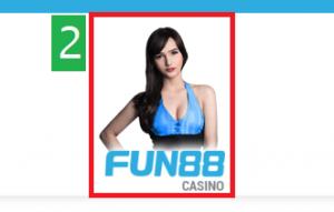 baccarat พนันออนไลน์ - เลือกแบรนด์ fun88
