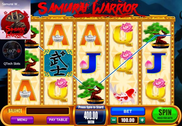 samurai warrior slot - สล็อต ซามูไร