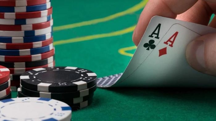 โป๊กเกอร์ คืออะไร - คำศัพท์ Poker